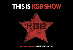 This is KGB Show!